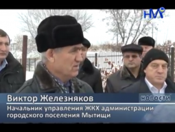 Устройство дороги и забора на Волковском кладбище