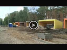 Выпуск новостей на ТК «Наши Мытищи» от 19 июля 2015 года про строительство детского сада